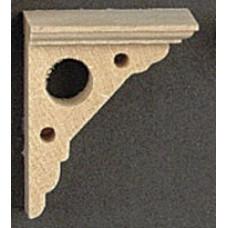 A59 Eaves Bracket - houten karbeel