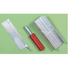 A203 Aluminium verstekbakje met kapzaagje