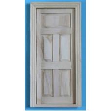 K13B Binnendeurkozijn - deur met 5 panelen