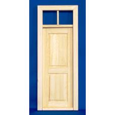 K17 Hoog voordeurkozijn met paneeldeur