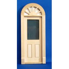 Z17 Halfrond deurkozijn