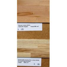 WM516 Vloerdelen gemengde houtsoorten