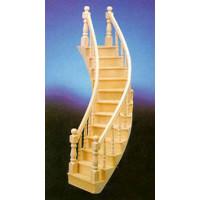 CLA70221 Linksdraaiende trap