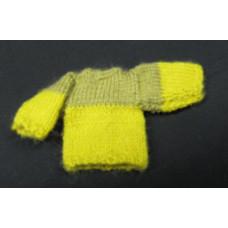 Br.A10 Geel-groene trui