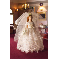"P25 Prachtige bruid ""Grace"""