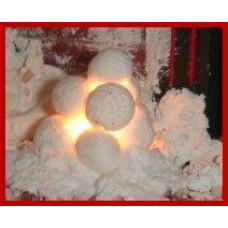 Sneeuwbal buitenlamp