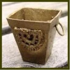VA041 Kartonnage bloempotten