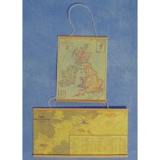 A31 Set landkaarten