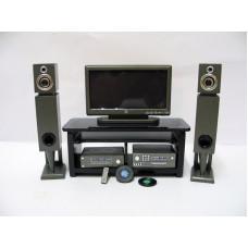 A41 Televisie & geluidsset