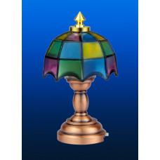 L07 Tiffany staande lamp